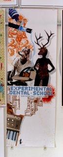 experimental dental school 3 - fanzine