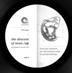 Artisti Vari - The Descent Of Man Ep 8 - fanzine
