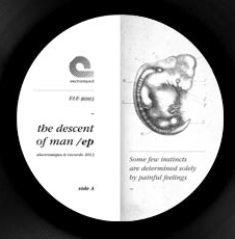 Artisti Vari - The Descent Of Man Ep 9 - fanzine