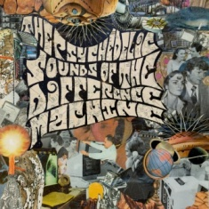 The Difference Machine - The Psychedelic Sounds Of The Difference Machine 1 - fanzine