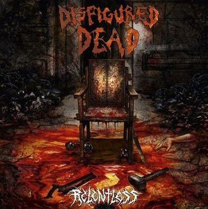 Disfigured Dead - Relentless 1 - fanzine