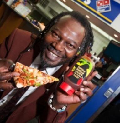Pizza reggae 10 9 - fanzine