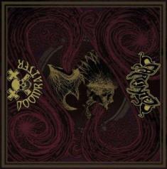 Doomraiser / Caronte - Split 1 - fanzine