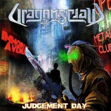 Dragonsclaw - Judgement Day 1 - fanzine