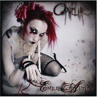 emilie autumn - opheliac 2 - fanzine