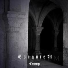 Esequiem - Contempt 1 - fanzine