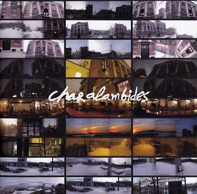 Charalambides–Exile 6 - fanzine
