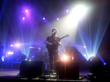 Foals - Everything Everything , Razzmatazz Barcelona 1 - fanzine