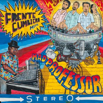 FRENTE CUMBIERO-MEETS DUB PROFESSOR 2 - fanzine