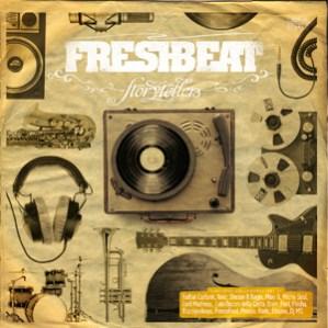 FRESHBEAT-STORYTELLER 6 - fanzine