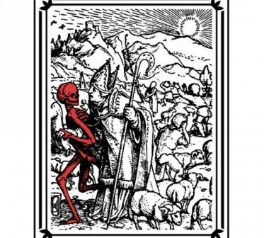 Quakers Mormons-Funeralistic 1 - fanzine
