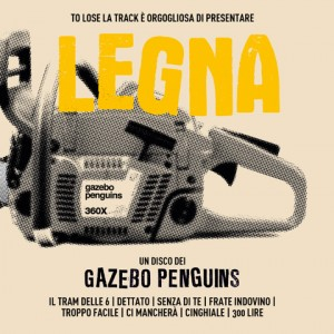 Gazebo Penguins - Legna 5 - fanzine