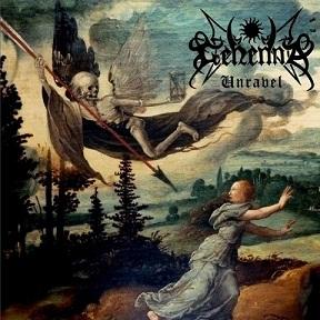 Gehenna - Unravel 1 - fanzine