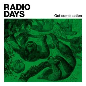 Radio Days - Get Some Action 1 - fanzine