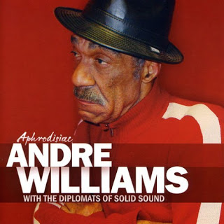 andre williams with the diplomats of solid sound- aphrodisiac 10 Iyezine.com