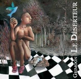 grimoon-le deserteur 1 - fanzine
