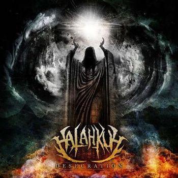 Halahkuh - Desecration 1 - fanzine