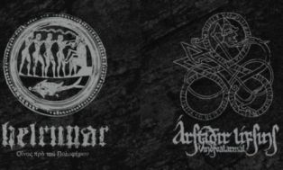 Helrunar / Árstíðir Lífsins - Fragments: A Mythological Excavation 9 - fanzine