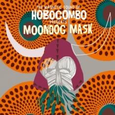 Hobocombo – Moondog Mask 1 - fanzine