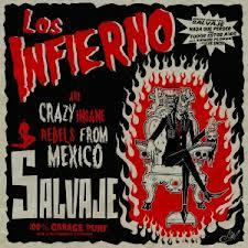 Los Infierno-Salvaje 1 - fanzine