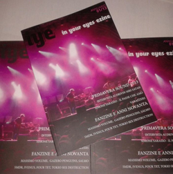 Iyezine Report 2013 1 - fanzine