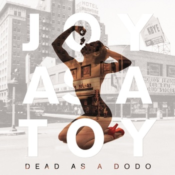 joy as a toy-dead as a dodo 1 - fanzine