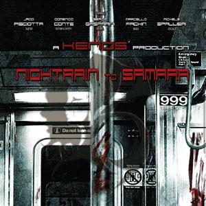 KENOS-NIGHTRAIN TO SAMARA 1 - fanzine