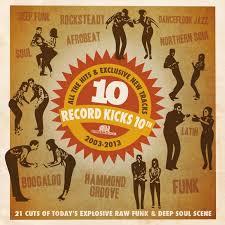 AA.VV. - Record Kicks 10th 1 - fanzine