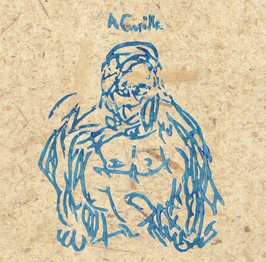 Fat History Month-A Gorilla 7 pollici 2 - fanzine