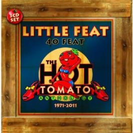 Little Feat-40 Feat the hot tomato anthology 1971-2011 1 - fanzine