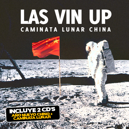 las vin up - caminata lunar china 1 Iyezine.com