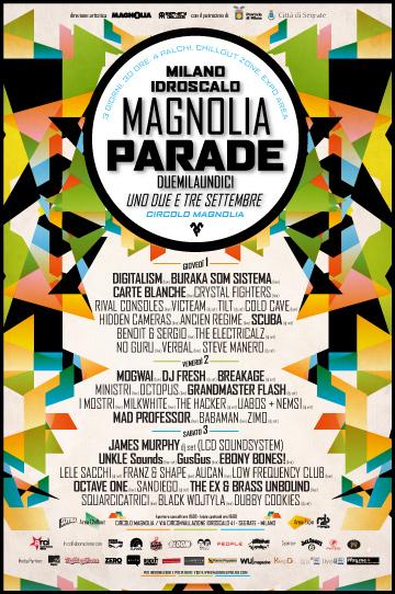 magnolia parade 2011 1 - fanzine