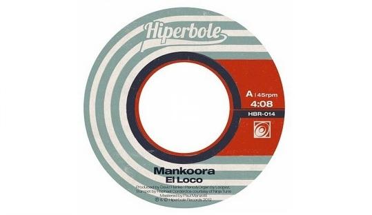 Mankoora-El Loco 1 - fanzine