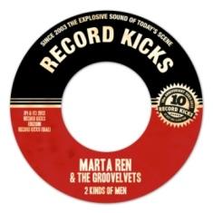 Marta Ren And The Groovelvets - 2 Kinds Of Men 5 - fanzine