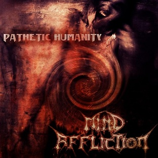 Mind Affliction - Pathetic Humanity 1 - fanzine