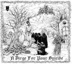 Mirthless - A Dirge For Your Suicide 1 - fanzine
