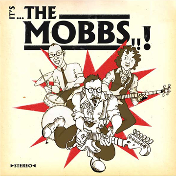 The Mobbs-It's the Moobs! 11 - fanzine