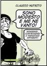 Sono modesto e me ne vanto di Claudio Nutrito 1 - fanzine