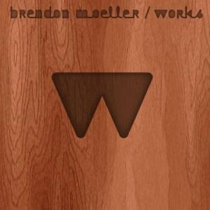 Brendon Moeller-Works 1 - fanzine