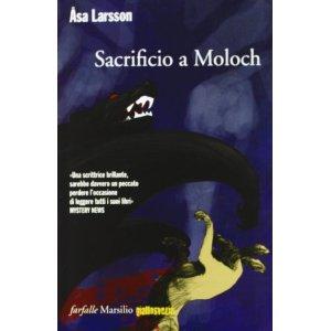 Sacrificio a Moloch di Asa Larsson 1 - fanzine