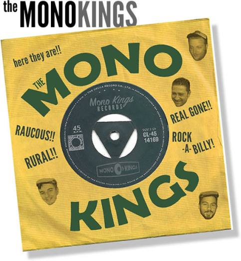 MONOKINGS 1 - fanzine