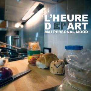 MAI PERSONAL MOOD-L'HEURE DEPART 12 - fanzine