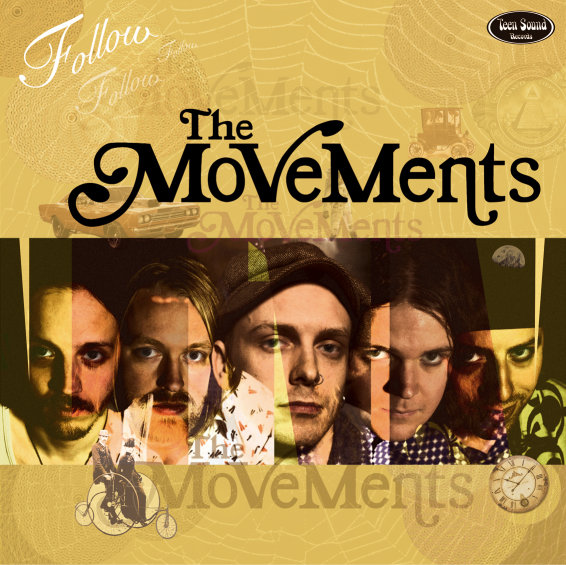 The Movements-Follow 3 - fanzine