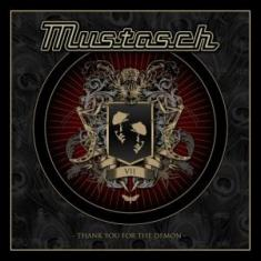 Mustasch - Thank You For The Demon 6 - fanzine
