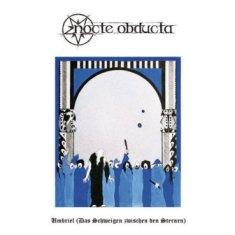 Nocte Obducta - Umbriel (Das Schweigen Zwischen Den Sternen) 1 - fanzine