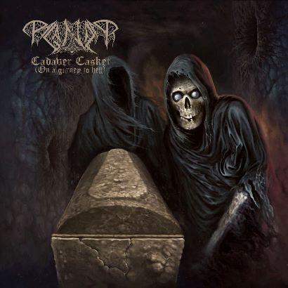 Paganizer - Cadaver Casket (On A Gurney To Hell) 1 - fanzine
