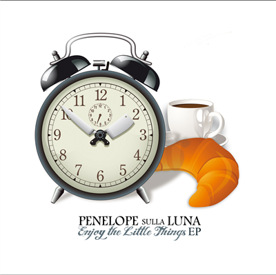 PENELOPE SULLA LUNA-ENJOY THE LITTLE THINGS EP 1 - fanzine