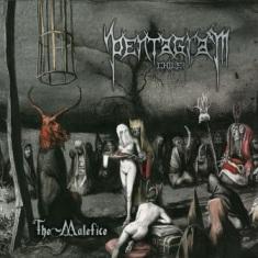 Pentagram Chile - The Malefice 1 - fanzine