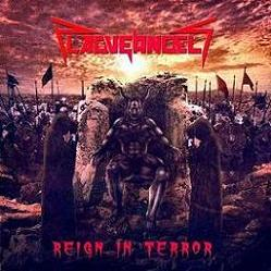 Plague Angels - Reign In Terror 6 - fanzine