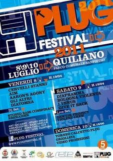 PLUG FESTIVAL 2011 2 - fanzine